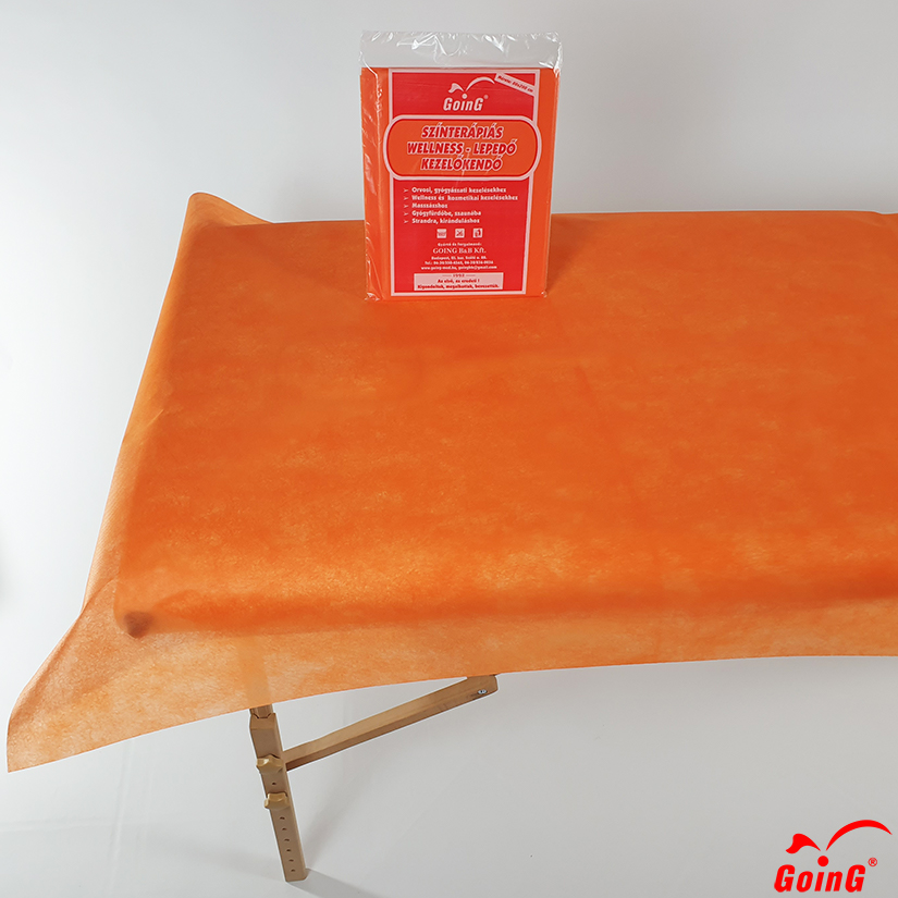 1040 Higienic sheet 80x200 orange
