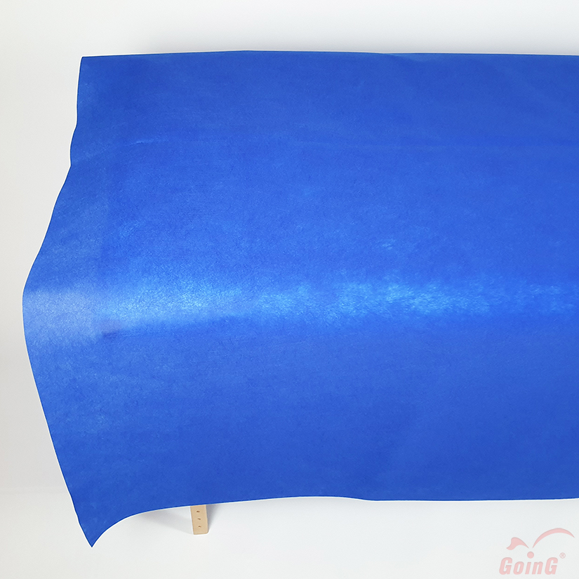 1060 Higienic sheet 80x200 deep blue