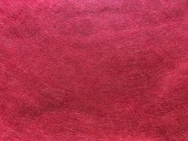 Head/leg sheet 40x40 deep red 50 piece
