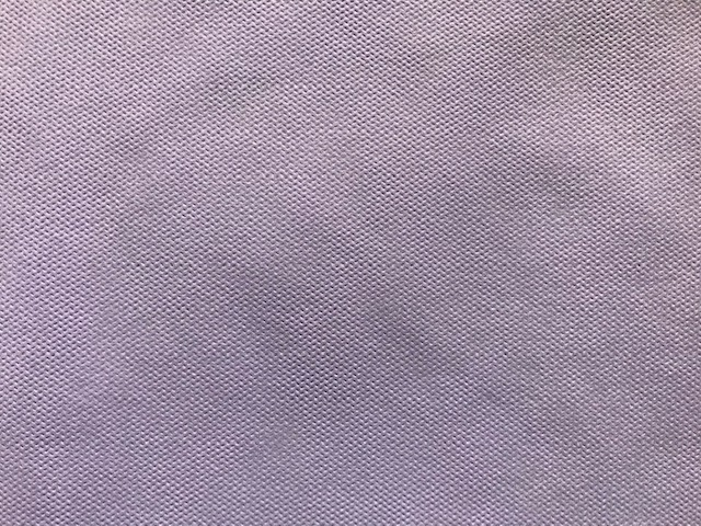 Head/leg sheet 40x40 light purple 50 piece