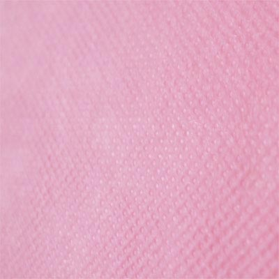 Head/leg sheet 40x40 pink 50 piece