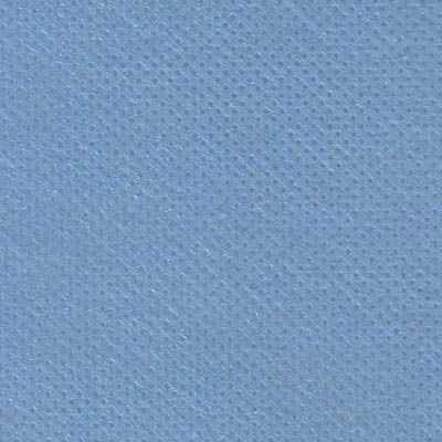 Head/leg sheet 40x40 bright blue 50 piece