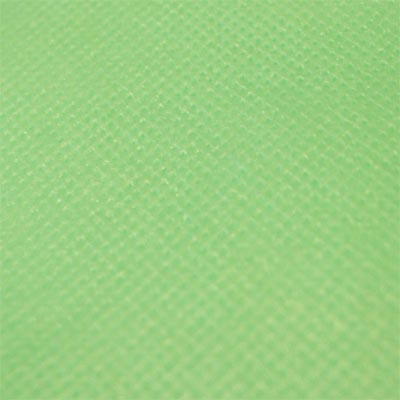 Higienic sheet 80x200 bright green